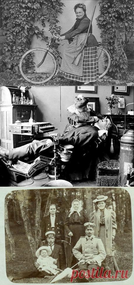 Жизнь как она есть.. (19 век и начало 20 века) 1 часть