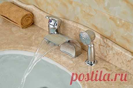 Выбираем смеситель в ванную - строительство, ремонт, дизайн, интерьер