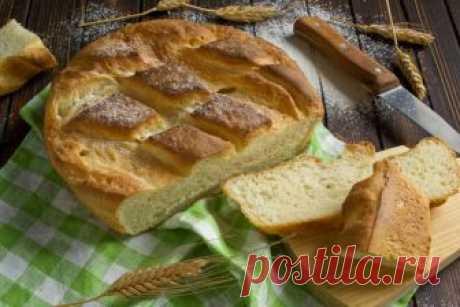 Домашний хлеб на свежих дрожжах. Пошаговый рецепт с фото — Ботаничка.ru