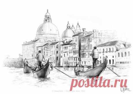 «Венеция. Прогулка на Гондоле» — карточка пользователя Елизавета К. в Яндекс.Коллекциях
