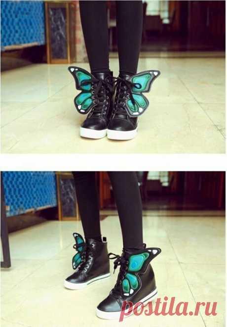 Порхай, словно бабочка...