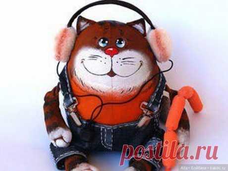 Кот из мультфильма Попугай Кеша / Кот / Бэйбики. Куклы фото. Одежда для кукол