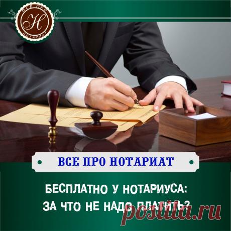 Бесплатно у нотариуса: За что не надо платить? (ч. 3) | Шипко Анатолий | Яндекс Дзен