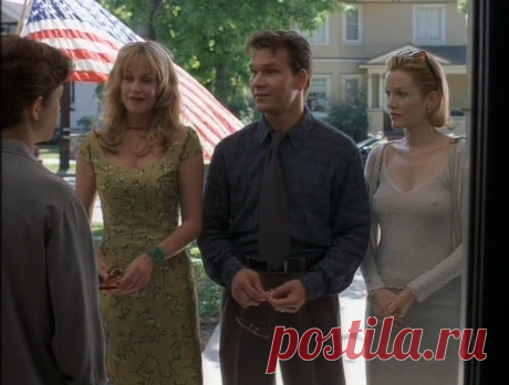 Попутчики (Forever Lulu, 2000) У Бена и Лулу когда-то была страстная интрига, которая закончилась плачевно. Сейчас, спустя 15 лет, он - преуспевающий писатель, который получает призыв о помощи. Лулу в опасности. Она открывает ему большую тайну… В результате они отправляются в поездку через всю страну…