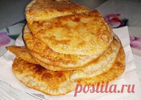 (6) Чебуреки - пошаговый рецепт с фото. Автор рецепта Ольга Чеканова . - Cookpad