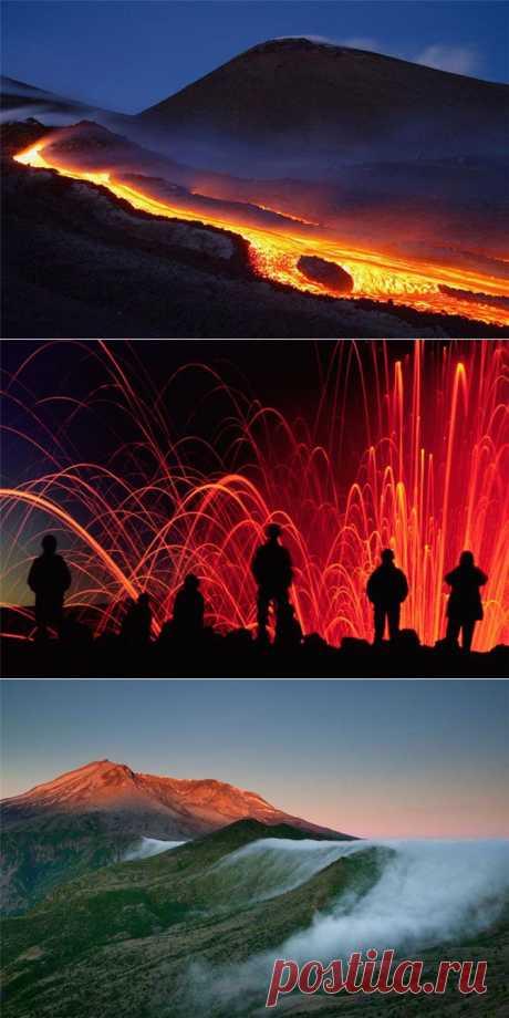 Самые впечатляющие вулканы мира (ФОТО) | САМЫЙ СОК!