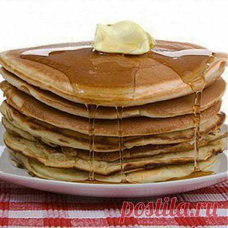 Хоткейки (американские блинчики) рецепт – американская кухня: выпечка и десерты