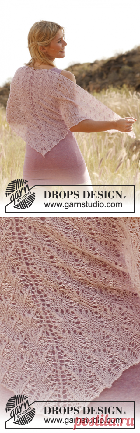 Fairy Web / DROPS 137-4 - Free knitting patterns by DROPS Design