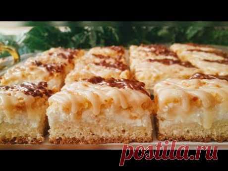 ОБАЛДЕННЫЙ Творожный Пирог/ Для большой семьи!!!