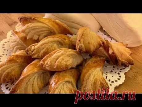 Слоёное тесто  | Puff Pastry | Շերտավոր խմոր
