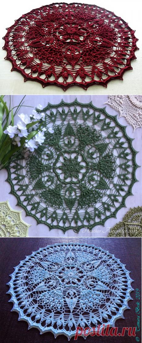 Ravelry: Elizabeth pattern by Galyna Borysova