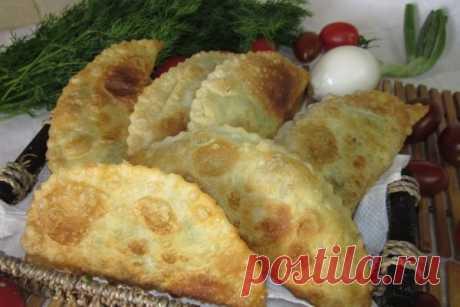 Болгарские чебуреки с творогом по-домашнему, рецепт — Вкусо.ру