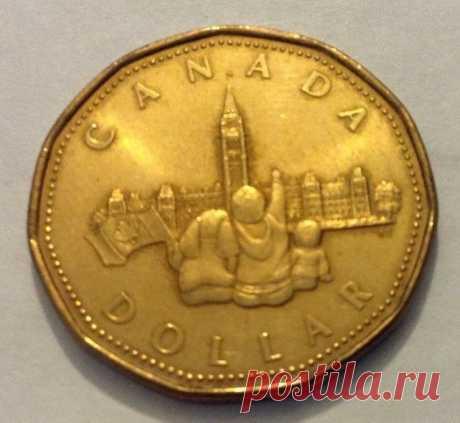 CANADA $1 - 1992 - 125 Years 1867-1992 Dollar - circulated - Worldwide Postage  | eBay As Pictured - Circulated. Canada 125 years 1867-1992. | eBay!