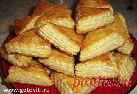 Кулинария >Печенье на кефире