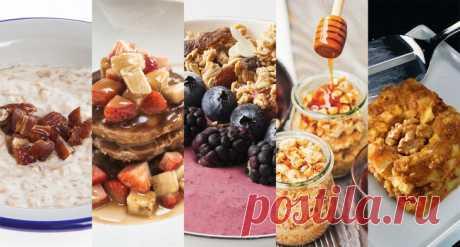 11 нескучных рецептов с овсянкой – «Еда»
