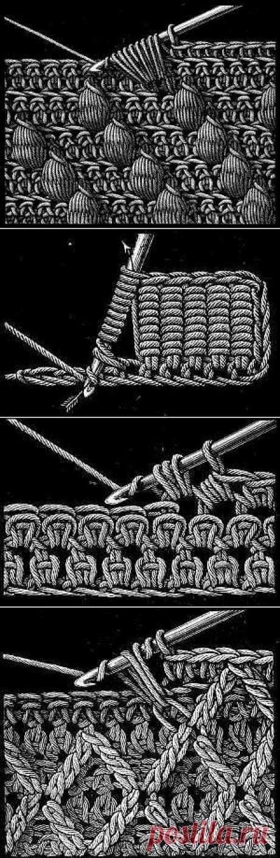 вязание крючком-спицами | Записи с меткой вязание крючком-спицами | Дн� | Вязание крючком