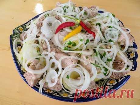 В нашем роду эту картошку с мясом готовят только мужчины / Potato with meat