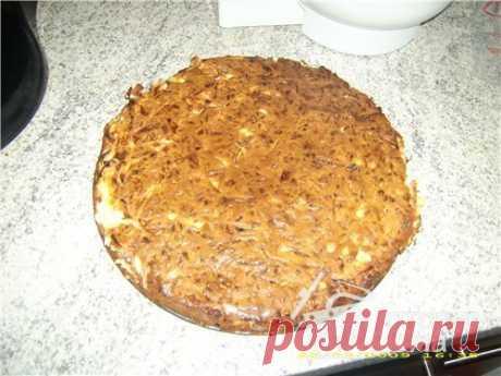 Капустный пирог для ленивых - пошаговый рецепт с фото на Готовим дома