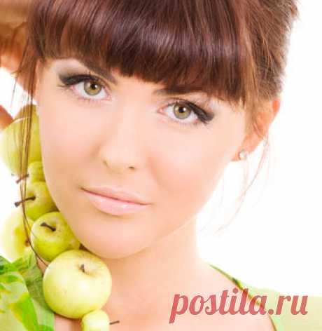 Apple cider vinegar for the person