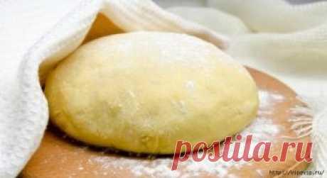 «Тесто на заварной основе» Китайское тесто