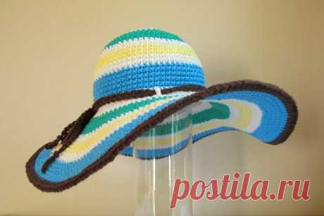 Hat hook: simple scheme. How to connect a hat by a hook? | LS