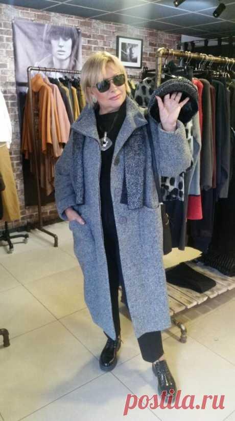 Модные пальто на осень для женщин с полноватой фигурой. Стильные образы, которые впечатляют   Жизненный Калейдоскоп   Яндекс Дзен