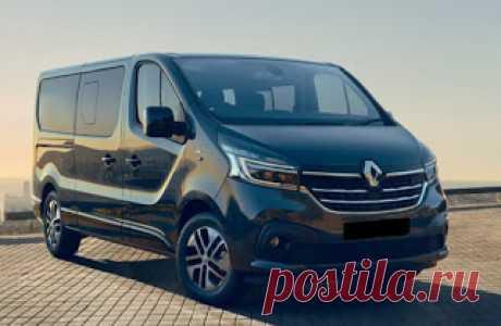 Renault Trafic / Рено Трафик. Выбрав пассажирский Renault Trafic , вы получите фургон, который немного больше приспособлен для работы, чем для семейной жизни, но это по-прежнему отличный вариант, потому что это один из самых просторных фургонов в секторе среднего размера