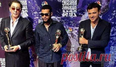 Лепс и Тимати получили награды на World Music Awards 2014 | Music Savoya - Music Savoya | Звёзды шоу-бизнеса