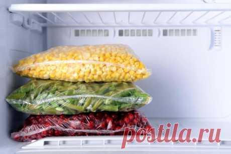 Заморозка еды в холодильнике: 7 критичных ошибок, которые совершают хозяйки - Сам себе мастер - медиаплатформа МирТесен