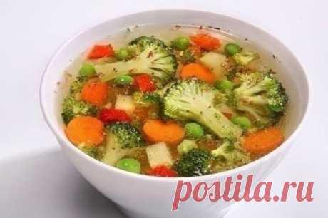 Детокс - суп для похудения - Советы для тебя