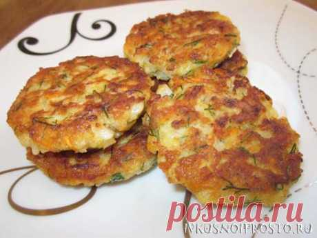 Котлеты из цветной капусты - пошаговый рецепт с фото   И вкусно и просто