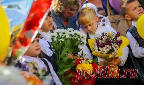 Праздничная доставка цветов к 1 сентября, или секреты школьных букетов