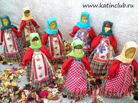 Стригушка – очень распространённая кукла для игры.
