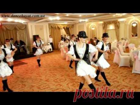 El baile alegre hebreo