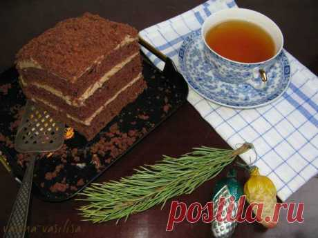 Шоколадный йогуртовый бисквит - Горбушка хлеба — LiveJournal