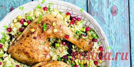 Курица с рисом по-персидски : Мясные блюда : Кулинария : Subscribe.Ru