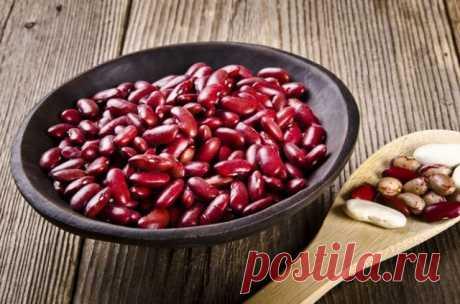 Рецепт сытного блюда из фасоли