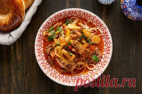 3 блюда узбекской кухни, которые стоит попробовать гостям из других стран   Казан плова   Яндекс Дзен