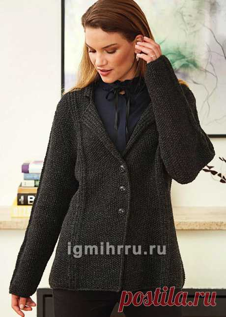 Classical jacket.