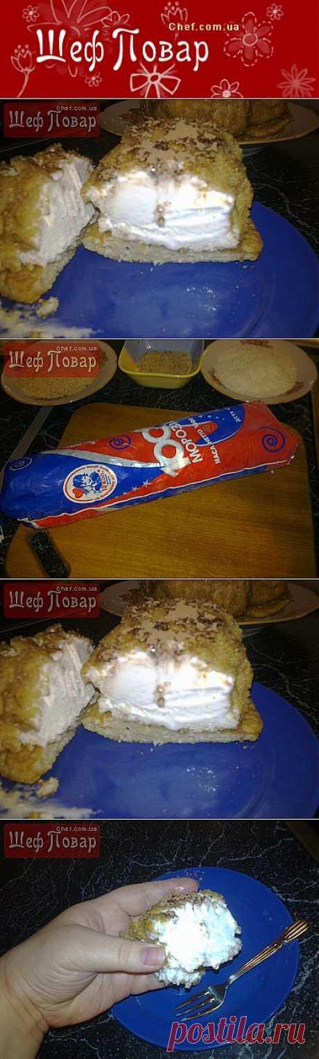 Жареное мороженое.... как и обещала)))) по двум рецептам!!!