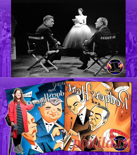 Ричард Роджерс – композитор, создавший 40 мюзиклов и 900 песен. Биография | МюзиклPRO | Яндекс Дзен