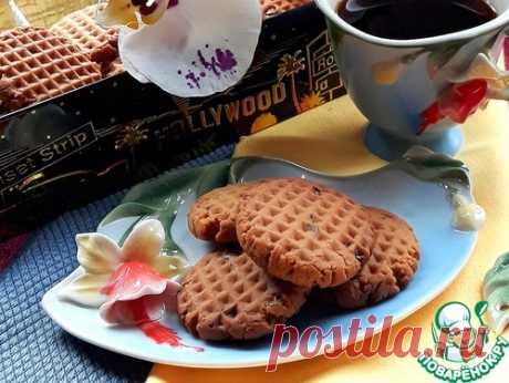 """Печенье """"Рита"""" – кулинарный рецепт"""