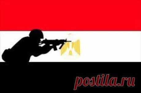 """Сегодня 06 октября отмечается """"День армии Египта"""""""