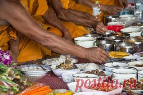 Диета тибетских монахов »