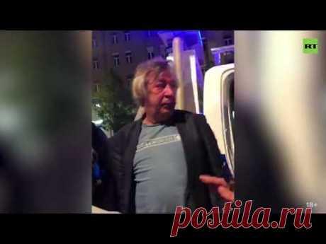 Михаил Ефремов ДТП