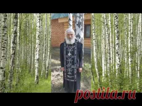 Схиигумен Сергий Романов свершил чудо! В сердце воскресли Иисусова молитва и явились образы церквей
