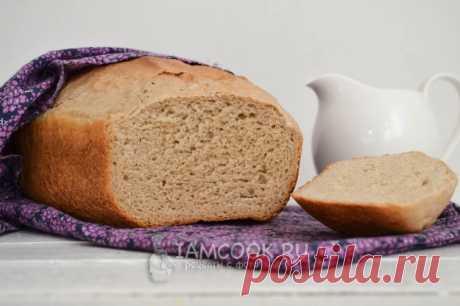 Цельнозерновой хлеб на кефире — рецепт с пошаговыми фото и видео. Как испечь хлеб из цельнозерновой муки на кефире?