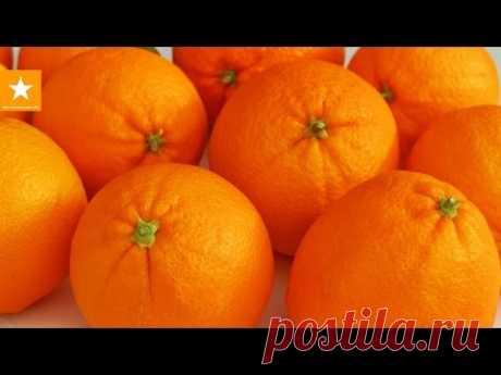 АПЕЛЬСИНОВОЕ ВАРЕНЬЕ со специями - минимум сахара! Апельсиновый джем от Мармеладной Лисицы
