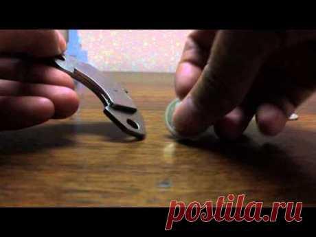 Как проверить подлинность серебряных монет с помощью магнита