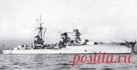 Боевые корабли. На пути к совершенству - 1 часть - БАЗА 211- ВОЕННАЯ ИСТОРИЯ - медиаплатформа МирТесен Сегодня речь пойдет о продолжении серии итальянских легких крейсеров типа «Кондотьери», серии Д, которая состояла из двух кораблей. Первым был «Эугенио ди Савойя» (в тексте – «Савойя») и «Эмануэло Филиберто Дюка Д'Аоста» (в тексте – «Аоста»).Да простят мне такую вольность с